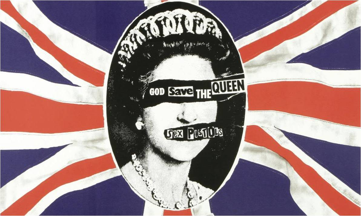 God Save The Queen Pic