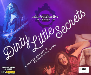 Shadowbox Live - Dirty Little Secrets