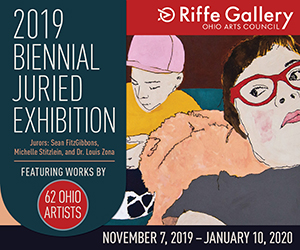Riffe Gallery - Biennial Juried
