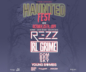 Haunted Fest 2019 BLOCK