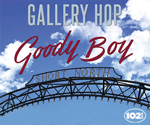 Gallery Hop - October