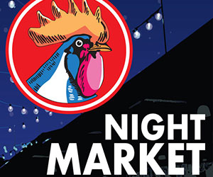 North Market - Night Market October
