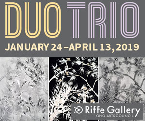 Riffe Gallery - Duo Trio Exhibition