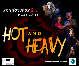 Shadowbox - Hot and Heavy