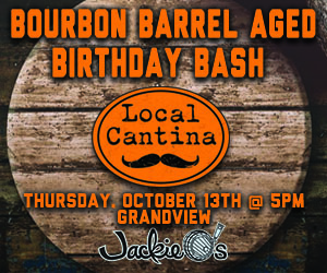 Local Cantina Birthday