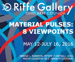 Riffe Gallery = Material