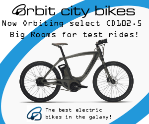 Orbit City Bikes
