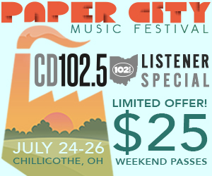 EC Paper City Music Festival - 6/29-7/26