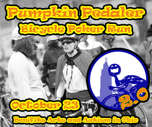 The Pumpkin Pedaler Foundation 2016