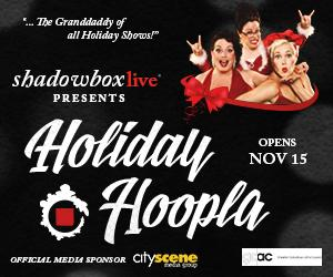 Shadowbox - Holiday Hoopla