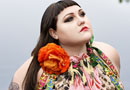 Beth Ditto in the CD102.5 Big Room