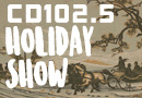 CD102.5 Holiday Show feat. Band of Horses, Warpaint, & Hamilton Leithauser