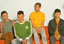 Glass Animals in the CD102.5 Big Room