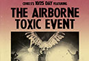10/25 Day Featuring The Airborne Toxic Event