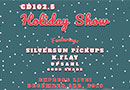 CD102.5 Holiday Show featuring Silversun Pickups, K.Flay, Upsahl, and Good Shade