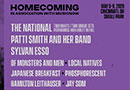 *Cancelled* The National Homecoming