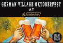 German Village Oktoberfest at Wunderbar Sponsored by Great Lakes