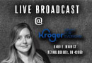 Live Broadcast with Rachael Gordon at Kroger