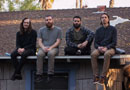 Manchester Orchestra in the CD102.5 Big Room