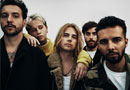 Nothing But Thieves in the CD102.5 Big Room