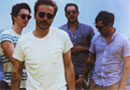 Portugal.The Man in the CD102.5 Big Room