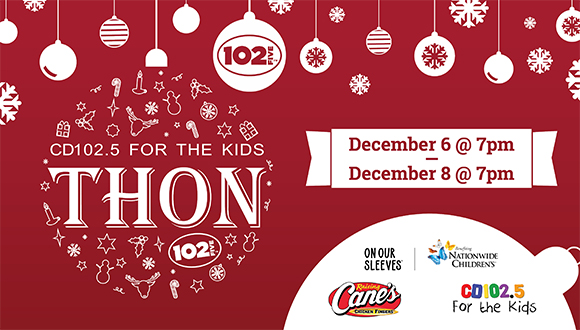 CD102.5 Thon For the Kids