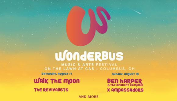 Wonderbus Music Festival