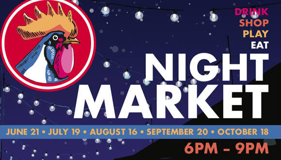 North Market - Night Market - October