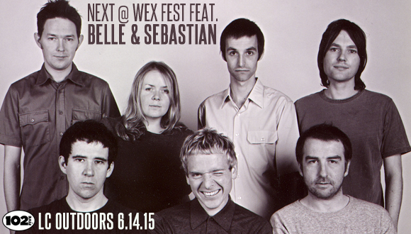 Belle & Sebastian Events