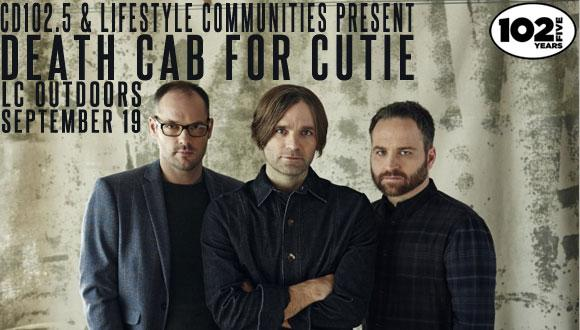 Death Cab Events