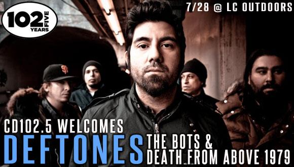 Deftones - Events