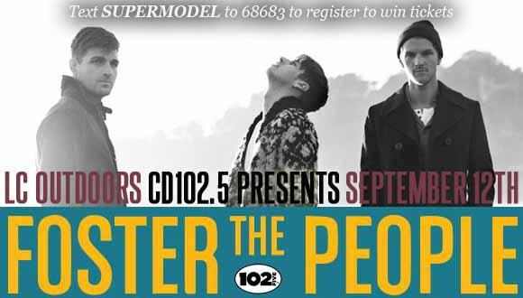 Foster The People Front