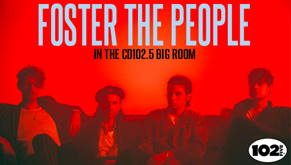 Foster the People BR