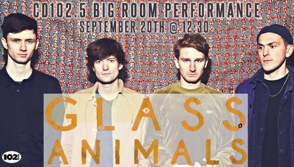 Glass Animals Big Room