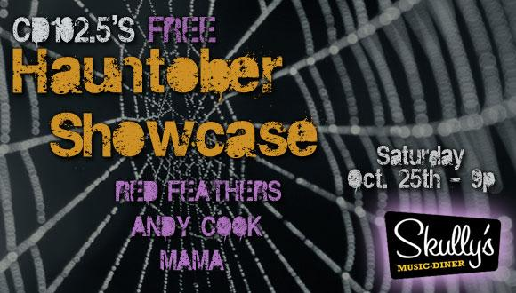 Hauntober Showcase