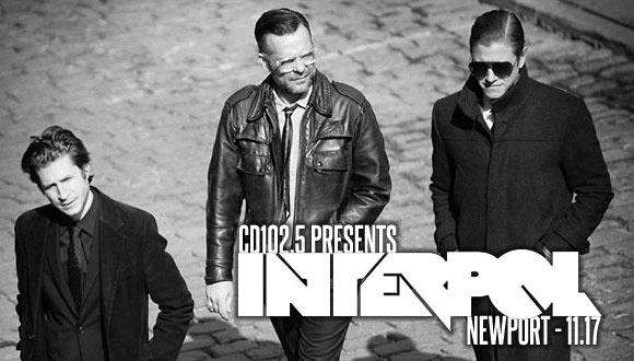 Interpol Events