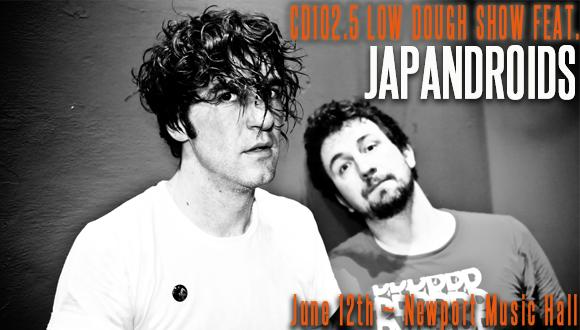Japandroids Low Dough Show