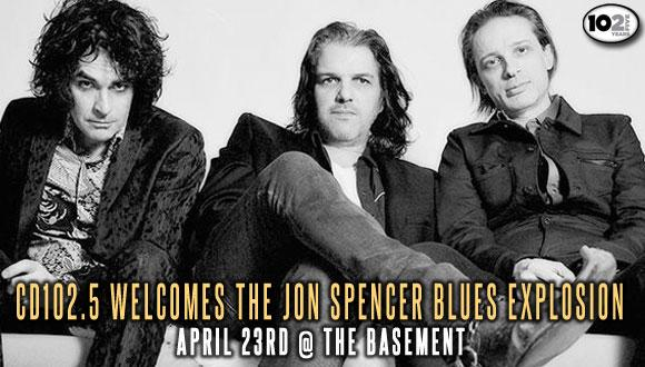 Jon Spencer Events