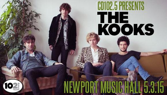 The Kooks - Events