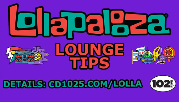 Lolla Lounge Tips