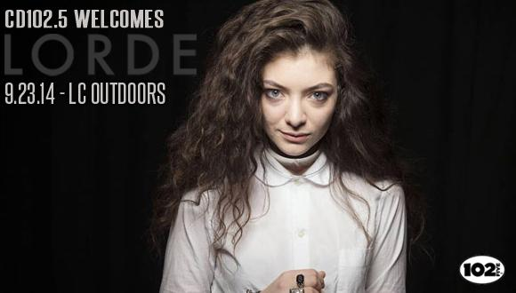 Lorde Events