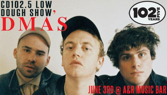 DMA's Low Dough Show Events