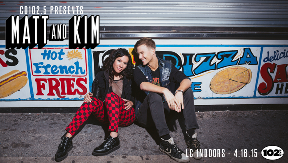 Matt & Kim Events