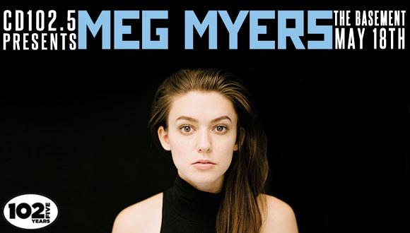 Meg Myers Events