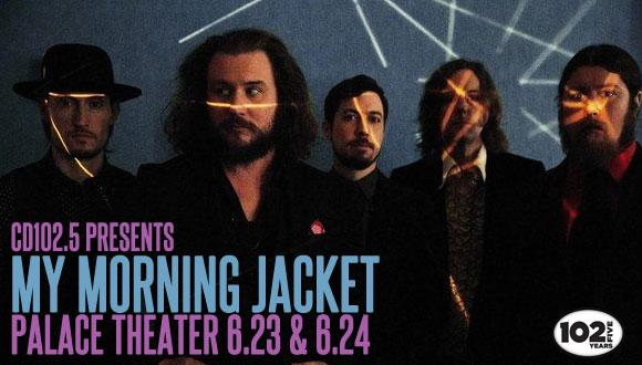 My Morning Jacket Events