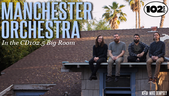 Manchester Orchestra BR