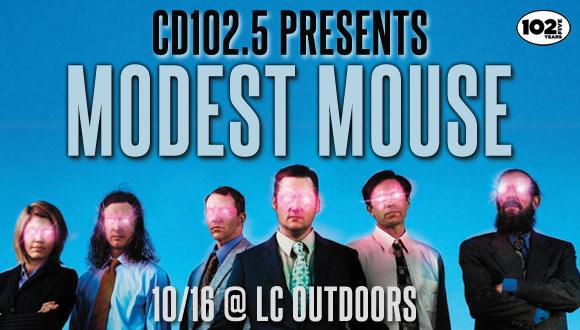 Modest Mouse Events