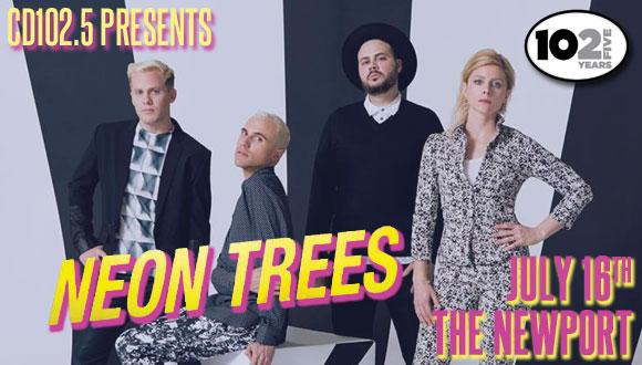 Neon Trees Events