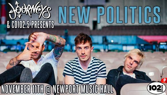 New Politics - Events