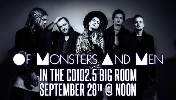 Of Monsters Big Room